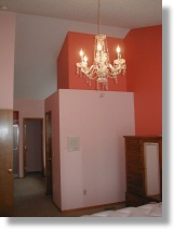 Add color to your room. Interior Painting.  Fort Collins, CO
